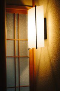 千代田ヴィレッジ和室床の間灯