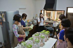千代田食堂料理セミナー