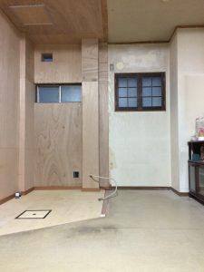 千代田食堂キッチンリフォーム