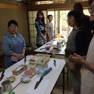 千代田ヴィレッジイベント料理教室