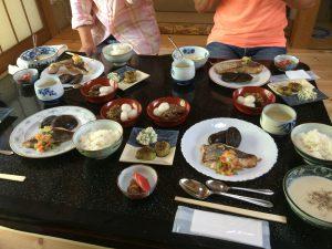 千代田食堂の薬膳料理