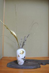 千代田ヴィレッジノリタケの花瓶