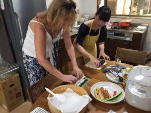 レンタルスペース和室料理教室