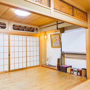 名古屋レンタルスペース和室
