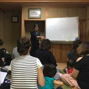 名古屋レンタルスペース千代田ヴィレッジママ会
