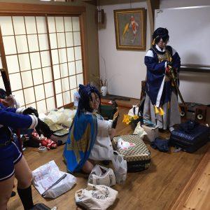 名古屋レンタルスペース 千代田ヴィレッジコスプレ撮影会